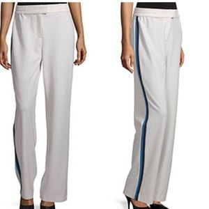Worthington Side Stripe  straight Leg Pant XL